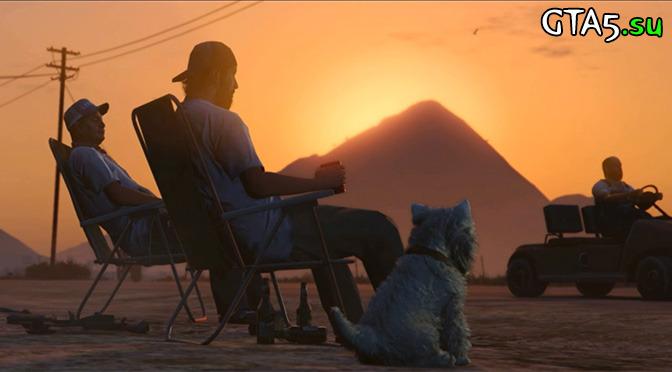 Релизный трейлер GTA 5 на Xbox One и PS4