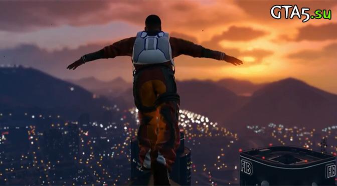 Sony запустила рекламу GTA 5 для PS4