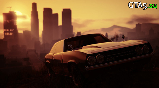 Снимки Snapmatic, сделанные на консолях PS4 и Xbox One
