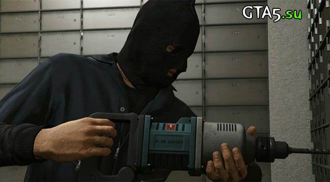 Ограбления в GTA Online — трейлер