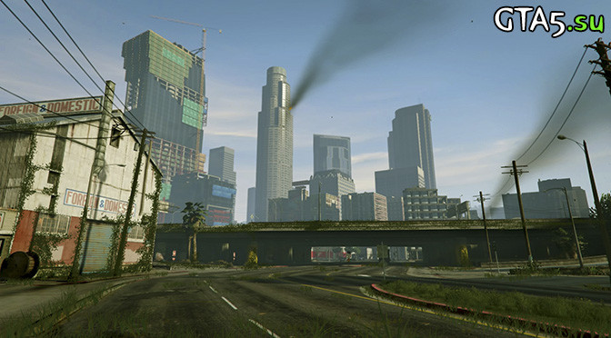 Будущее Лос-Сантоса