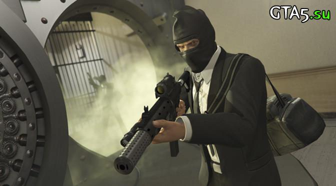 Журналисты первыми смогли ограбить банк в GTA Online