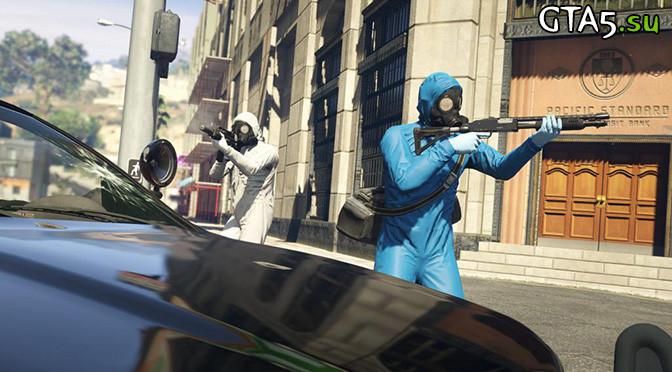 Много ли денег приносят ограбления в GTA Online?