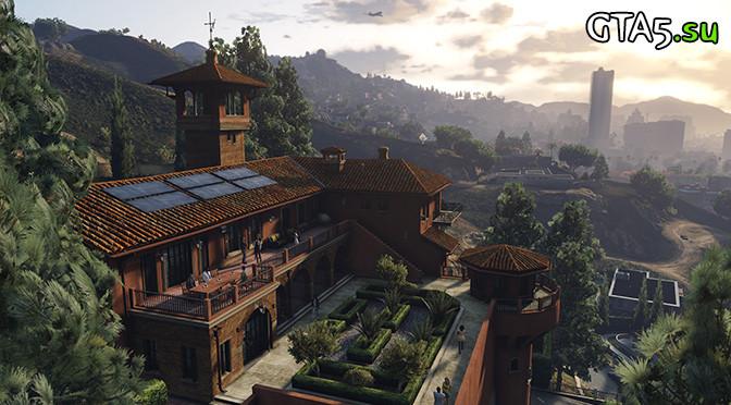 Скриншоты из Grand Theft Auto V для PC