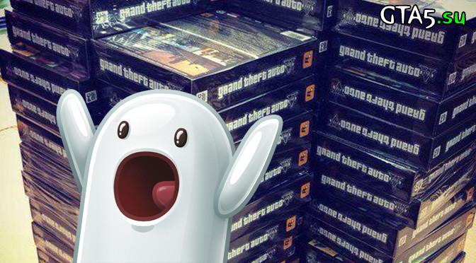 GTA 5 для PC выйдет на 7 дисках