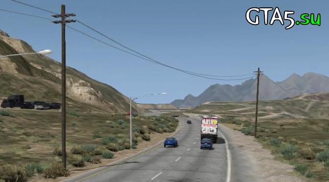 Уникальные скриншоты бета версии GTA 5