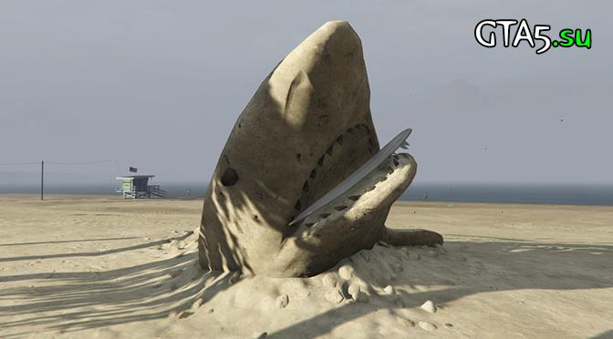 Акула GTA 5
