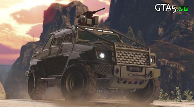 Машины из ограбления налёт на Humane Labs в GTA Online