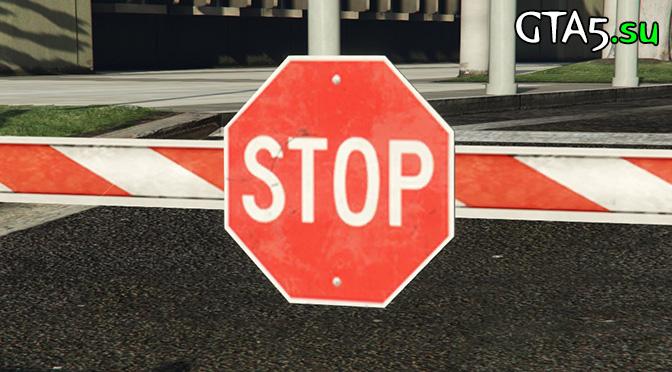 GTA Online Stop