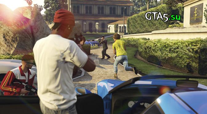 Пользователи создали задания в GTA Online по мотивам Эпсилон