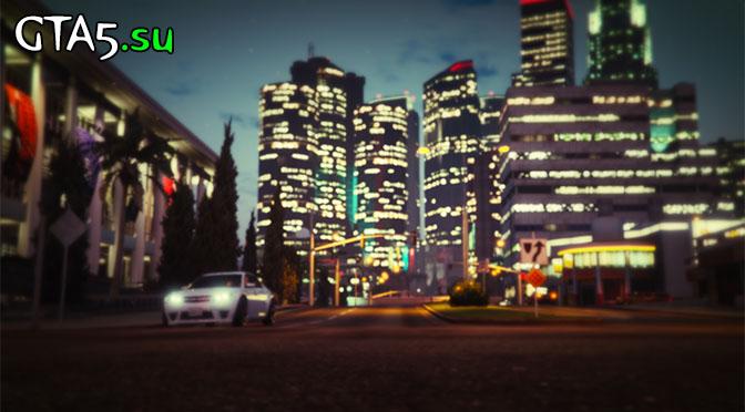 GTA 5 city