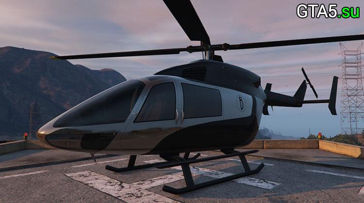 Вертолёт босса