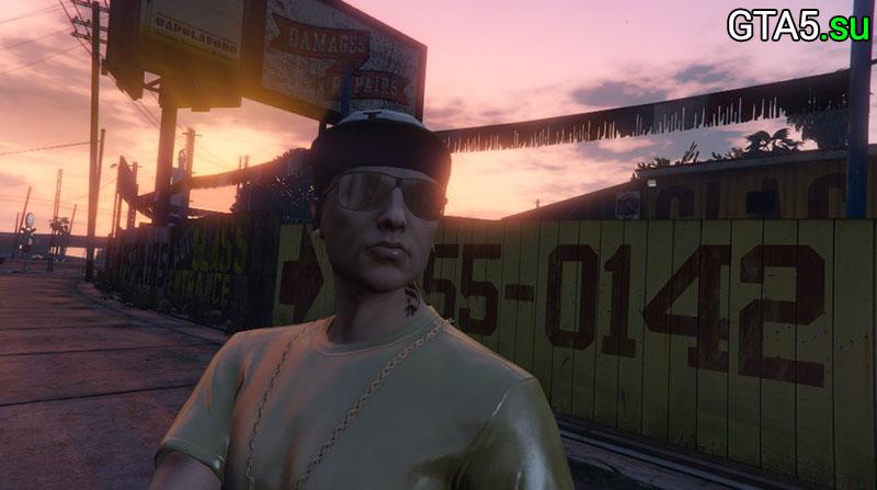 Перенос персонажа GTA Online