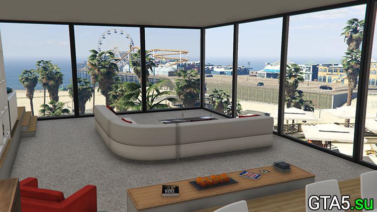 Квартиры в GTA 5 Online