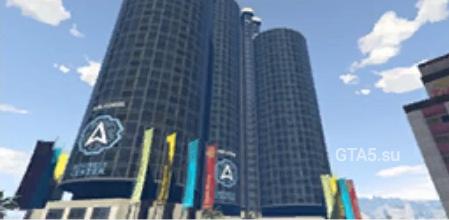 Бизнес-центр Arcadius