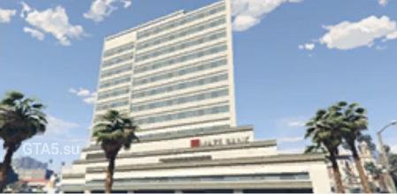 Maze Bank западное здание