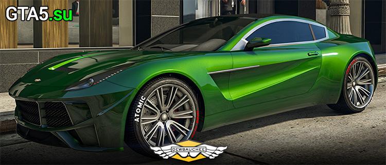 Dewbauchee Seven-70 и новые карты «Доминирование» в GTA Online