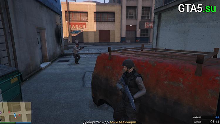 Бонусы SecuroServ — больше опыта, денег и скидки в GTA Online