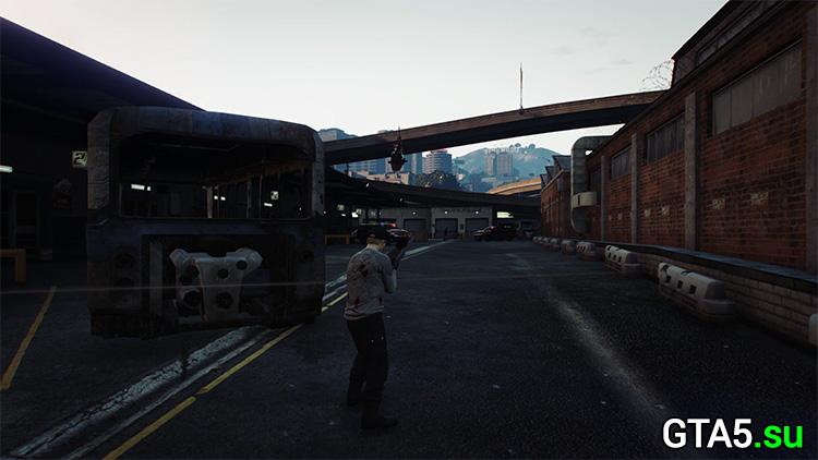 Эскорт — режим противоборства в GTA Online