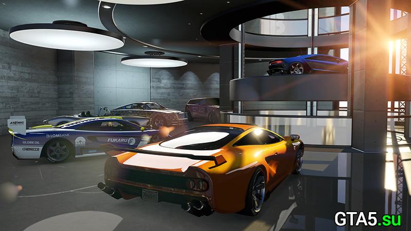 Декабрьское обновление Импорт/Экспорт для GTA Online