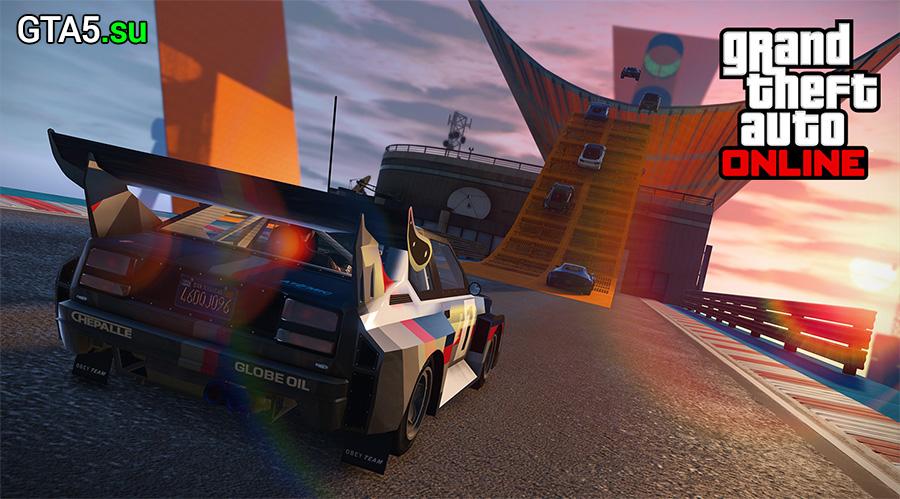 Каскадерские гонки 2017 — мероприятие GTA Online