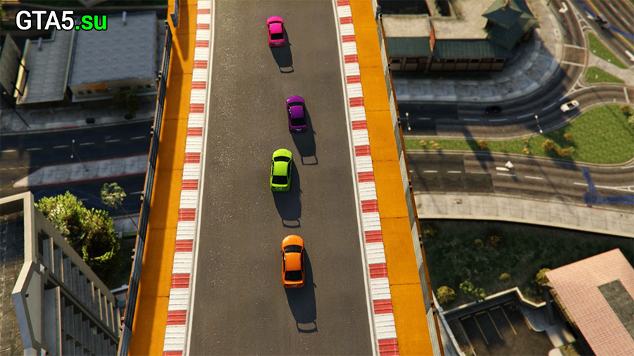 Микрогонщики GTA Online — трейлер обновления