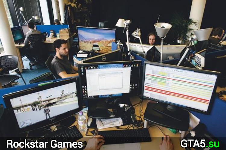 Вакансии Rockstar Games