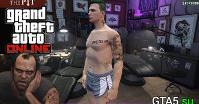 Тату в GTA Online