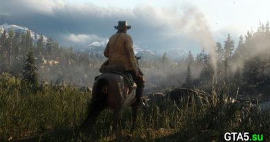 Второй трейлер Red Dead Redemption 2