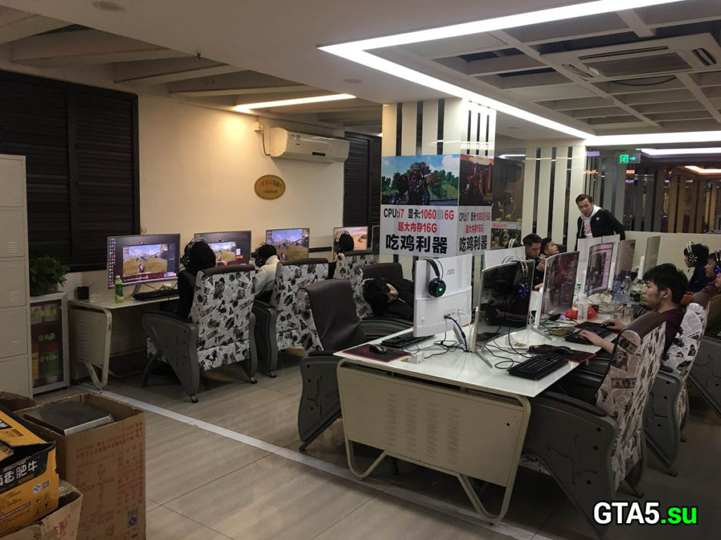 Компьютерные места