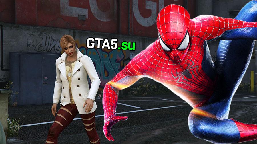 Моды GTA 5 видео