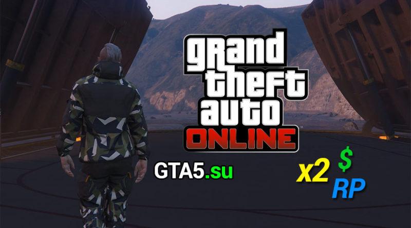 Неделя бонусов GTA Онлайн в марте