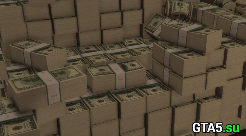 Rockstar Games начислили деньги