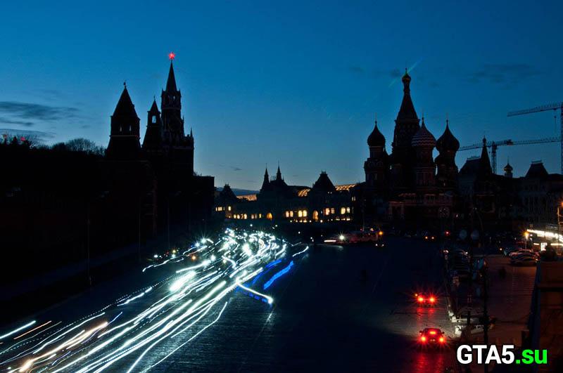 Час Земли Россия