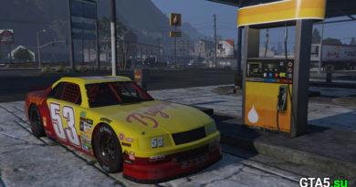 Заправки для машин и бензин