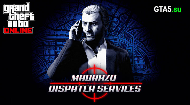 Madrazo Dispatch Services