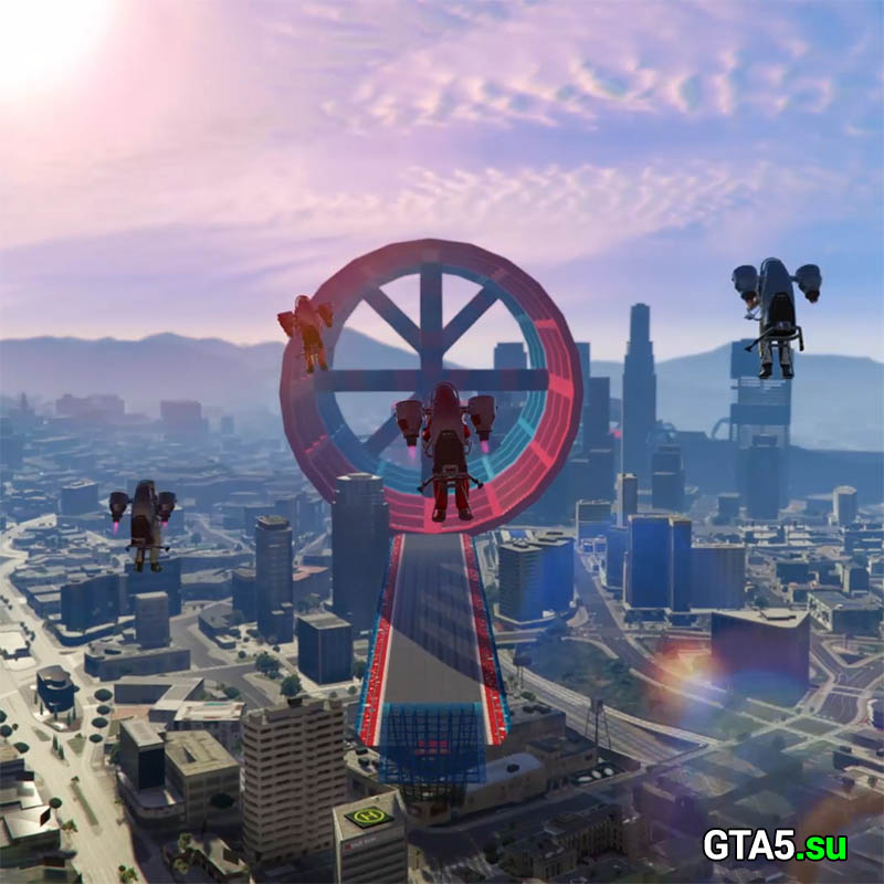 GTA Online трансформации
