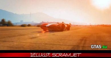 Declasse-Scramjet
