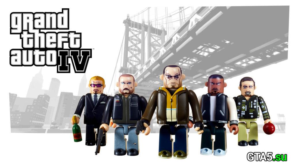 Grand Theft Auto IV Kubrick