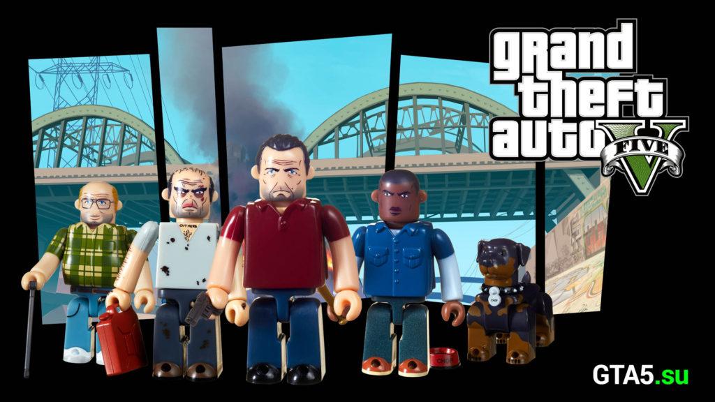 Grand Theft Auto V Kubrick