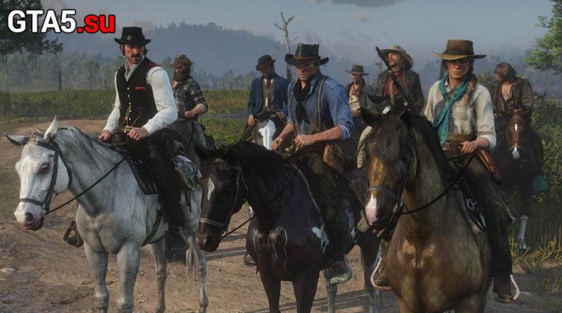 Red Dead Redemption 2 уже в продаже