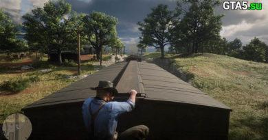 Red Dead Redemption 2 видео игрового процесса
