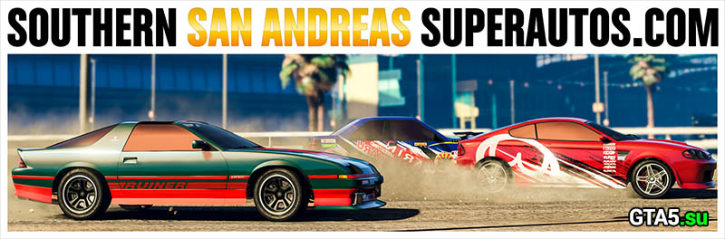 Southern San Andreas Super Autos
