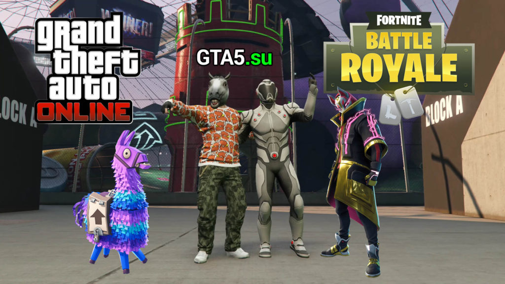 Fortnite GTA