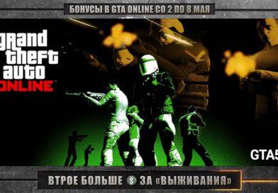 Выживания в GTA Online