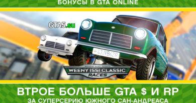 Issi Classic GTA Online