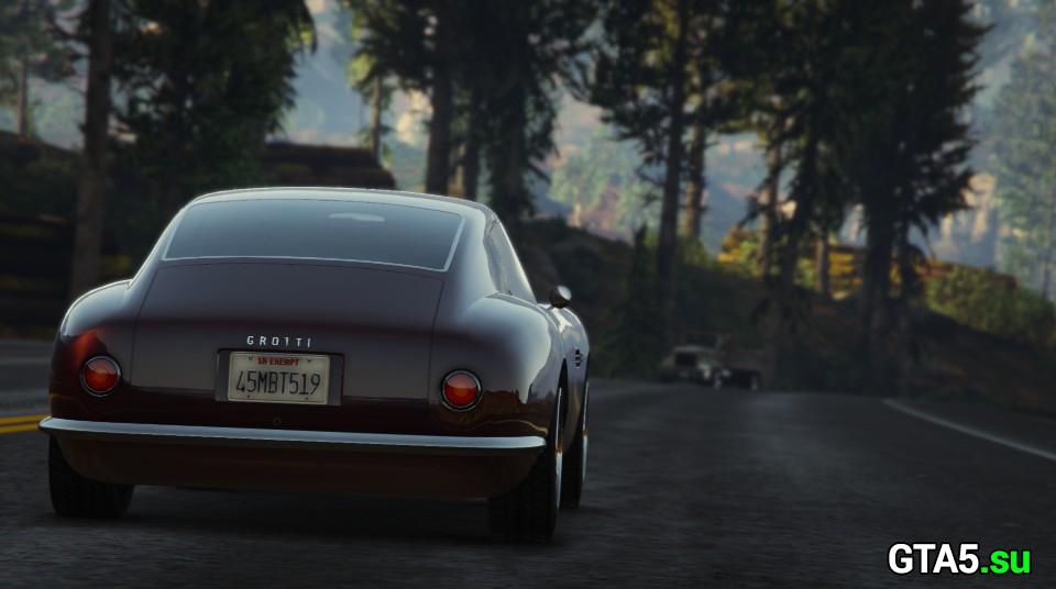Скриншот GTA Online PC