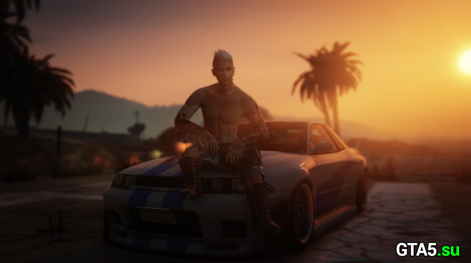 Скрины GTA Online PC