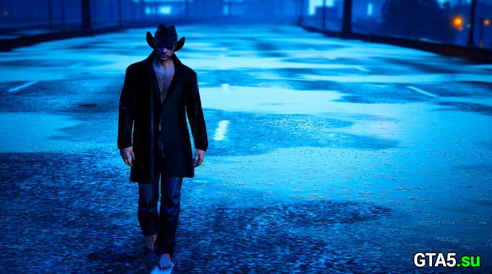 Скриншот GTA Online PS4