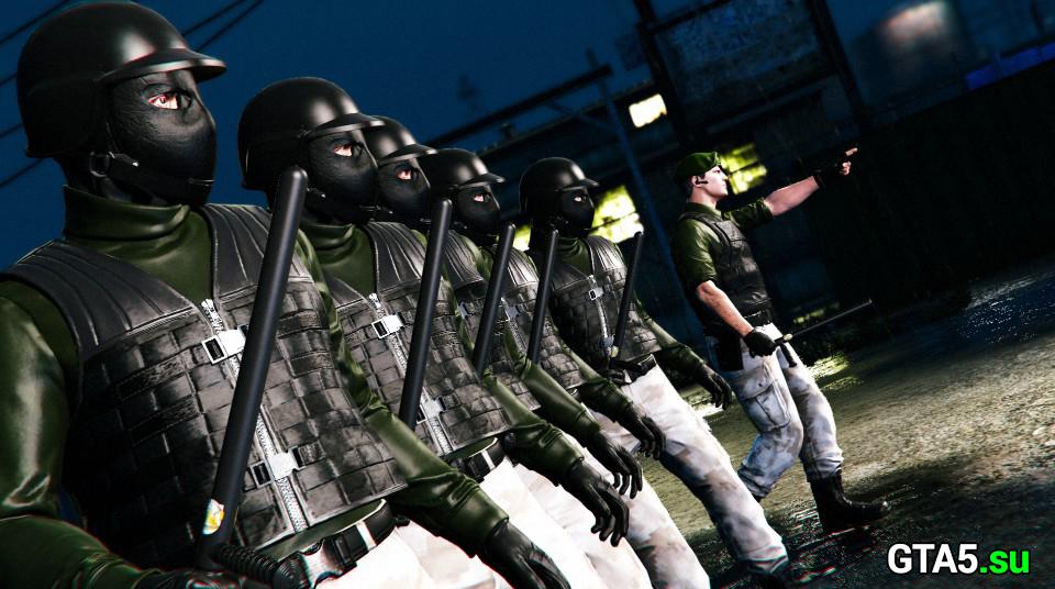 Скриншот GTA Online Xbox One